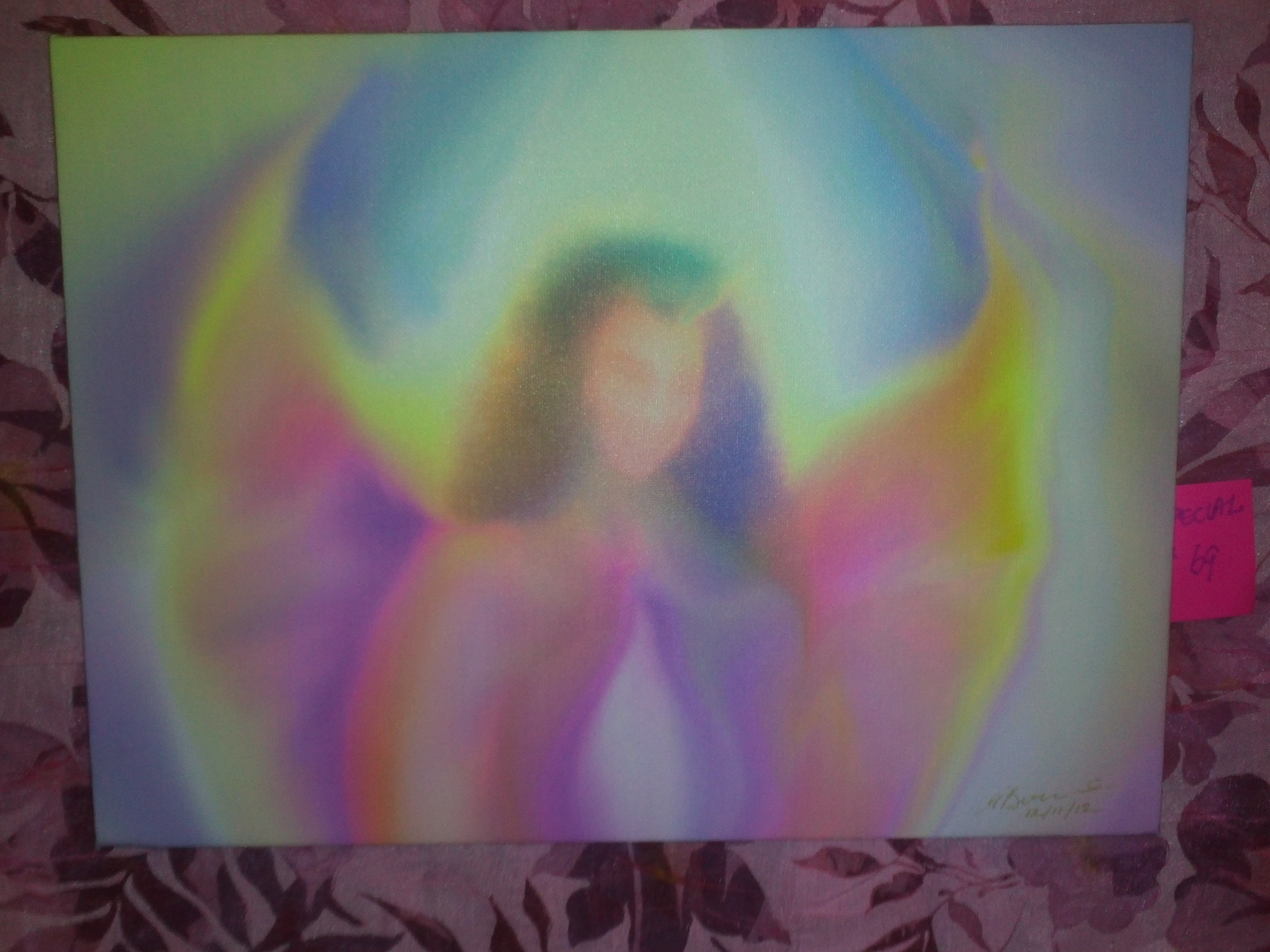 Angel of Light Lei Astra by Glenyss Bourne